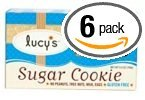 Lucys Cookie Gf Sugar by Lucy's