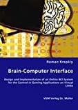 Brain-Computer Interfaces, Roman Krepkiy, 3836470357