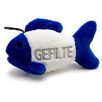 Multipet Look Who's Talking Gefilte Fish - Oy Vey!