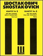 Shostakovich: String Quartet No. 5, Op. 92