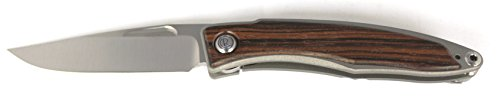 Chris Reeve Mnandi with Macassar Ebony Inlay