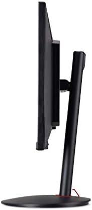 Acer Nitro XV340CK Pbmiipphzx 34″ QHD (3440 x 1440) IPS Gaming Monitor with AMD Radeon FREESYNC, 144Hz, 1ms VRB, HDR10 Technology, (2 x Display Ports, 2 x HDMI 2.0 & 2 x USB 3.0 Ports), Black 21g3eodZ qL