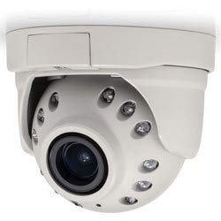 ARECONT VISION AV2245PMIR-SBA-LG RJ45 Connection/Network, IP Camera, 2.07 Megapixel, 30 FPS, Bell Mount, Day/Night, Indoor, H.264/MJPEG, 2.8 to 8.5 MM RF/RZ/P-Iris Lens, 8.1 Watt, ()