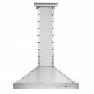 ZLINE 36 in. 760 CFM Designer Series Wall Mount Range Hood (KB2-4SSXS-36)