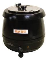 Omcan Soup Kettle 10 qt With Stainless Steel Lid