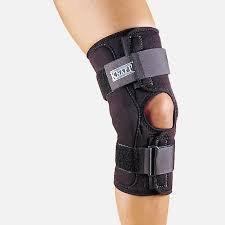 Hely-Weber KUHL Knapp Hinged Knee Brace 12 Anterior Closure Standard Hinge Large by Hely Weber   B002UBOLFC
