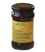 Organic Pitted Kalamata Olives by Divina (6 ounce) by Divina ()