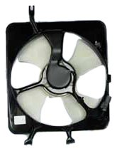 - TYC 610170 Honda CRV Replacement Condenser Cooling Fan Assembly