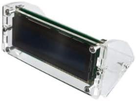 Terrarum 1pc New LCD1602 Lcd Monitor 1602 5v Blue Screen White Code Backlight DIY Kit Accessories
