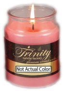 Trinity Candle Factory -Musk - Traditional - Soy Jar Candle - 5.5 oz ()