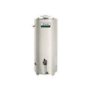 Commercial Tank Type Water Heater Nat Gas 74 Gal Conservationist 75,100 BTU Input Single Flue Model