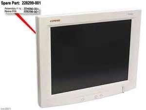 Compaq TFT5010 15-inch Rackmount Flat Panel Display (Used) - Refurbished - - Refurbished Rackmount