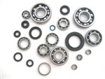 Bottom End Bearings (Boss Bearing H-CR500-BEBSK-85-87-4G3 Bottom End Engine Bearings and Seals Kit Honda CR500R 1985-1987)