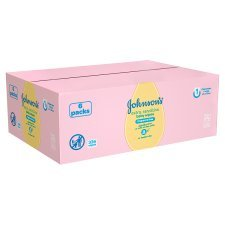Johnsons Baby Wipes Extra Sensitive 56 wipes (6 Pack) by Johnsons