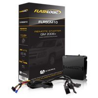 Audiovox FlashLogic FLRSGM10 GM Data Start Module by Audiovox