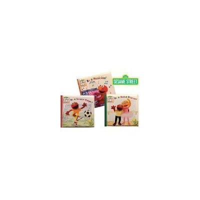 Sesame Street Elmo's World Mini Bath Book (Assorted, Titles & Quantities Vary): Toys & Games