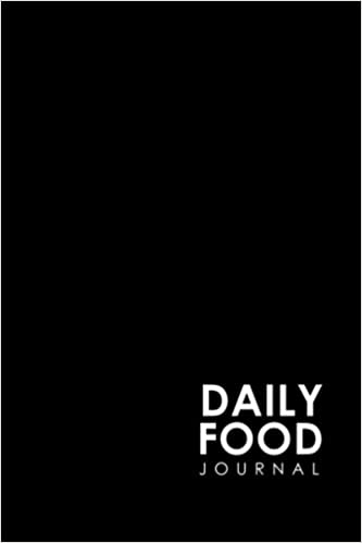 daily food journal calorie tracking journal food journal for ibs