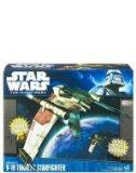(Star Wars Clone Wars Starfighter Vehicle V19 Torrent Fighter)