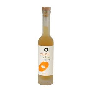 O Olive Oil - Yuzu Rice Vinegar - 6.76 Oz (Pack of 6)