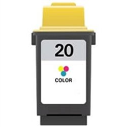 Ink Now Compatible Cartridge Replacement for Lexmark 15M0120, 20, Works with : Z42, Z43, Z45