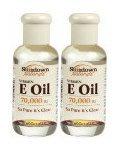 Sundown Pure Vitamin E Oil 70,000 IU, 2 - Best Reviews Guide