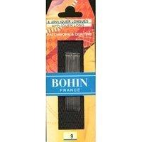 Bohin Applique Needles, Size 9, 15-Pack 623