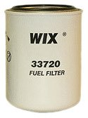 WIX Filters - 33720 Heavy Duty Spin-On Fuel Filter, Pack of 1