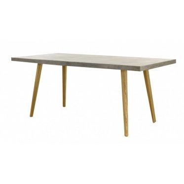 Tisch Esstisch Beton und Holz