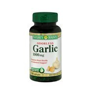Natures Bounty Odorless Garlic - 100 Capsules (Pack of 2) by Good n Natural