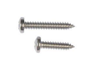 Dorman 784-185 Pan Head Stainless Steel Self-Tapping Screw Dorman - Autograde