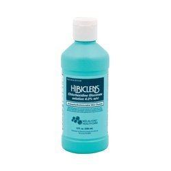 - Hibiclens Antimicrobial Skin Liquid Soap, 8 Fluid Ounce