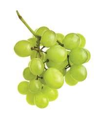 GREEN SEEDLESS GRAPES FRESH PRODUCE FRUIT PER POUND