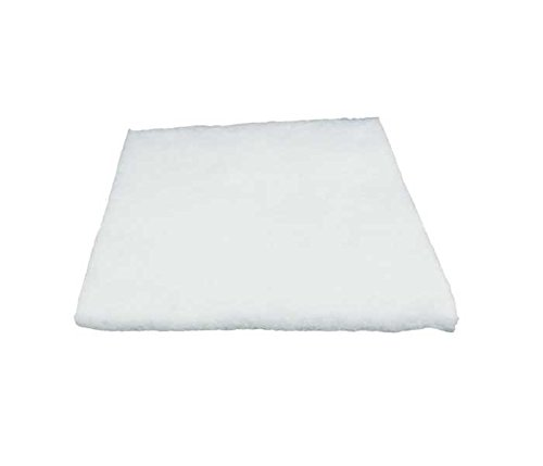 Aquascape 80001 Rapid Clear Fine Filter Pad for Pond, Waterfall, and Water Features, 12 x 24 Inches