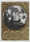 James Bond arouses Kamal Khan... (Trading Card) 2012 Rittenhouse James Bond: 50th Anniversary Series 1 - [Base] - Sparkle Foil #110
