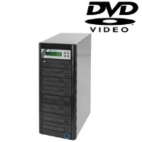 UPC 678621030784, Microboards QD-DVD-H127 QD 1:7 CD/DVD Duplicator