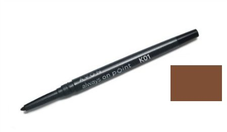 Avon Always on Point Eye Liner (Brown) (Eyeliner Perfect Avon)
