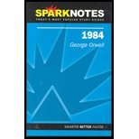1984 SparkNotes (02) by Orwell, George - Editors, SparkNotes [Paperback (2002)]