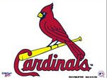 St Louis Cardinals Stickers - 3