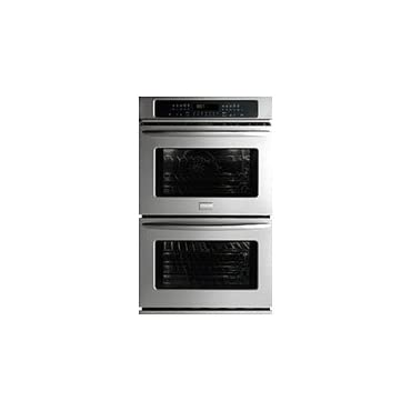 Frigidaire FGET2765PF Gallery 27 Stainless Steel Electric Double Wall Oven Convection