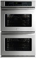 Frigidaire FGET2765PF Gallery 27' Stainless Steel Electric Double Wall...