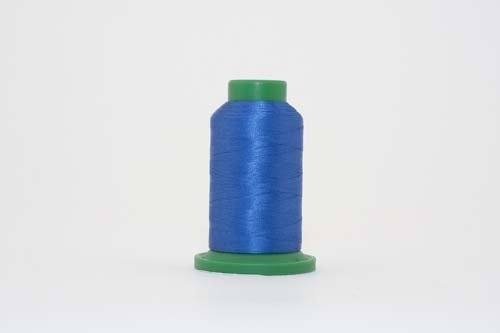 Isacord 40 Trilobal Polyester Embroidery Thread 40 wt 1000M Blue Colors