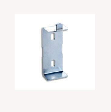 Martigap Soportes para radiador aluminio fijo triangulo (juego 2 uds) fijscion tornillos