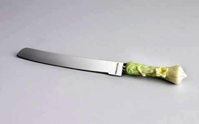 *Franz Garden Blessing Wedding Collection Cake Knife by Franz