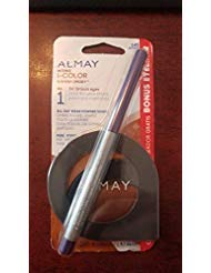 Almay Intense i-Color Evening Smoky for Brown Eyes 145 All Day Wear Powder Shadow & Bonus Eyeliner