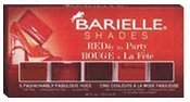 Barielle Reddy To Party Nail Polish, Five Various Shades, 2.25 Ounce