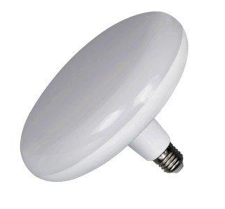 ALCAPOWER - Lámpara de la bombilla LED de 18W E27 fría Circular B. d220 Alcapower 929935: Amazon.es: Iluminación