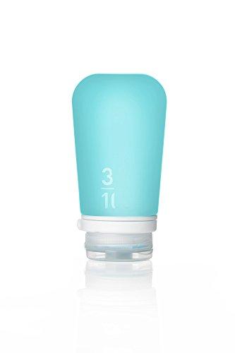 (GoToob+ Silicone Travel Bottle with Locking Cap, Large (3.4oz))