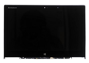 Lenovo Ideapad Yoga 2 Pro 13 Touch Digitizer, LCD and Bezel Display Assembly