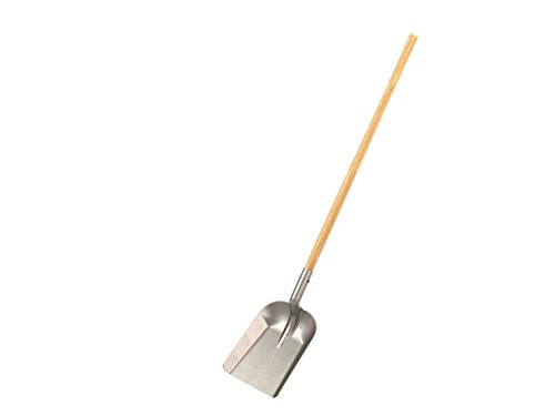 Ames 79818 General Purpose Aluminum Scoop Shovel (Ames Scoop)