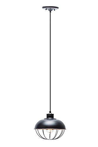 Vintage Factory Pendant Light